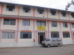 Il Centro Sociale Bonucelli a Tena nel Napo (Ecuador)
