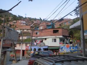 Quartiere Medellin Colombia