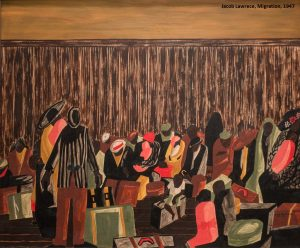 Jacob Lawrence, Migration, 1947, DeYoung